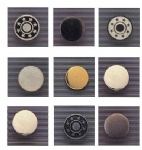 Metal Jeans Button China Manufacturer