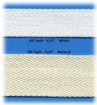 cotton twill tape for wholesale