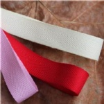 100% cotton twill tape