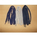 100% cotton drawcord string with tips