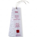 apparel hang tag