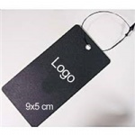 clothing hang tag