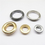 2015 best quality of metal eyelets for clothing