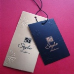 wholesale fashion hang tags